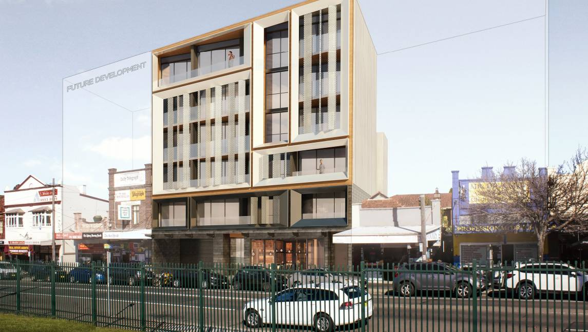 """High-rise will be """"catalyst""""for Carlton's growth"""