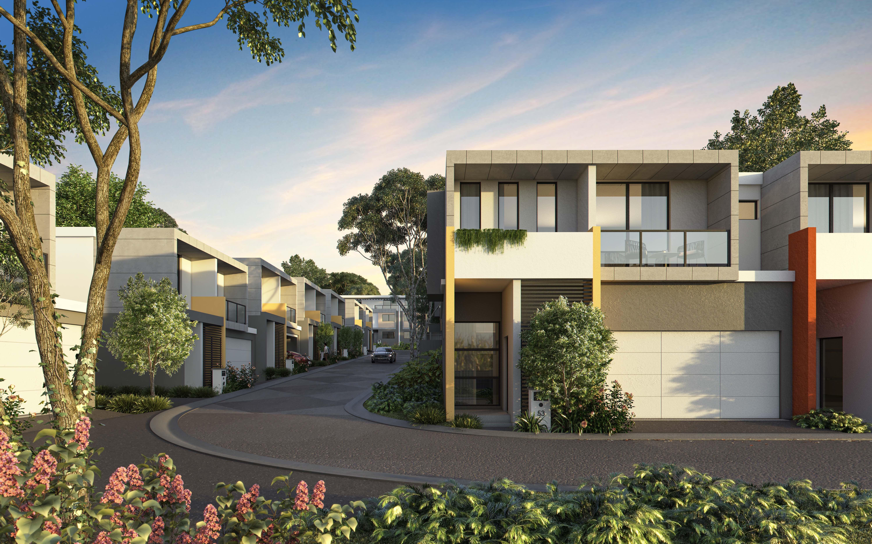 A look at Regalia, Dasco Australia's latest townhouse development in Sydney's Norwest