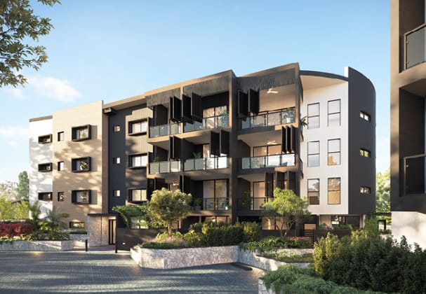 Stage 3 of Renovaré Yeronga unveils its latest off the plan building, Venusto, eligible for Homebuilder Grant
