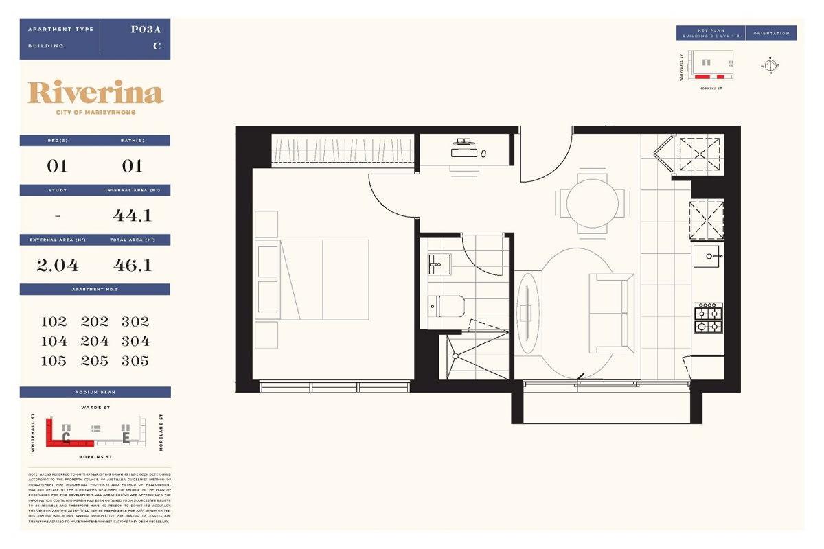 Riverina floor plans