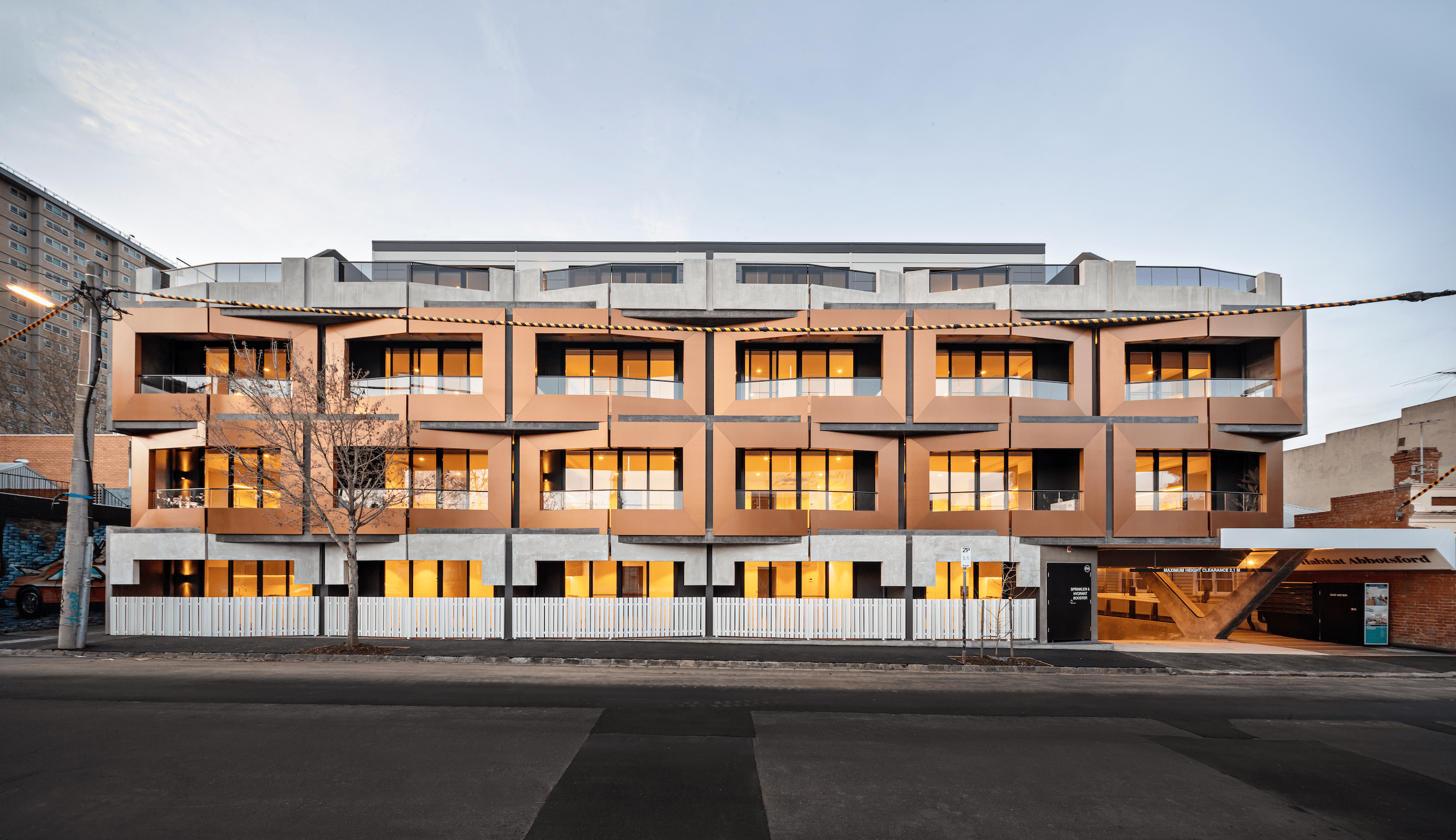 Melbourne project Q&A of the week: Habitat Abbotsford
