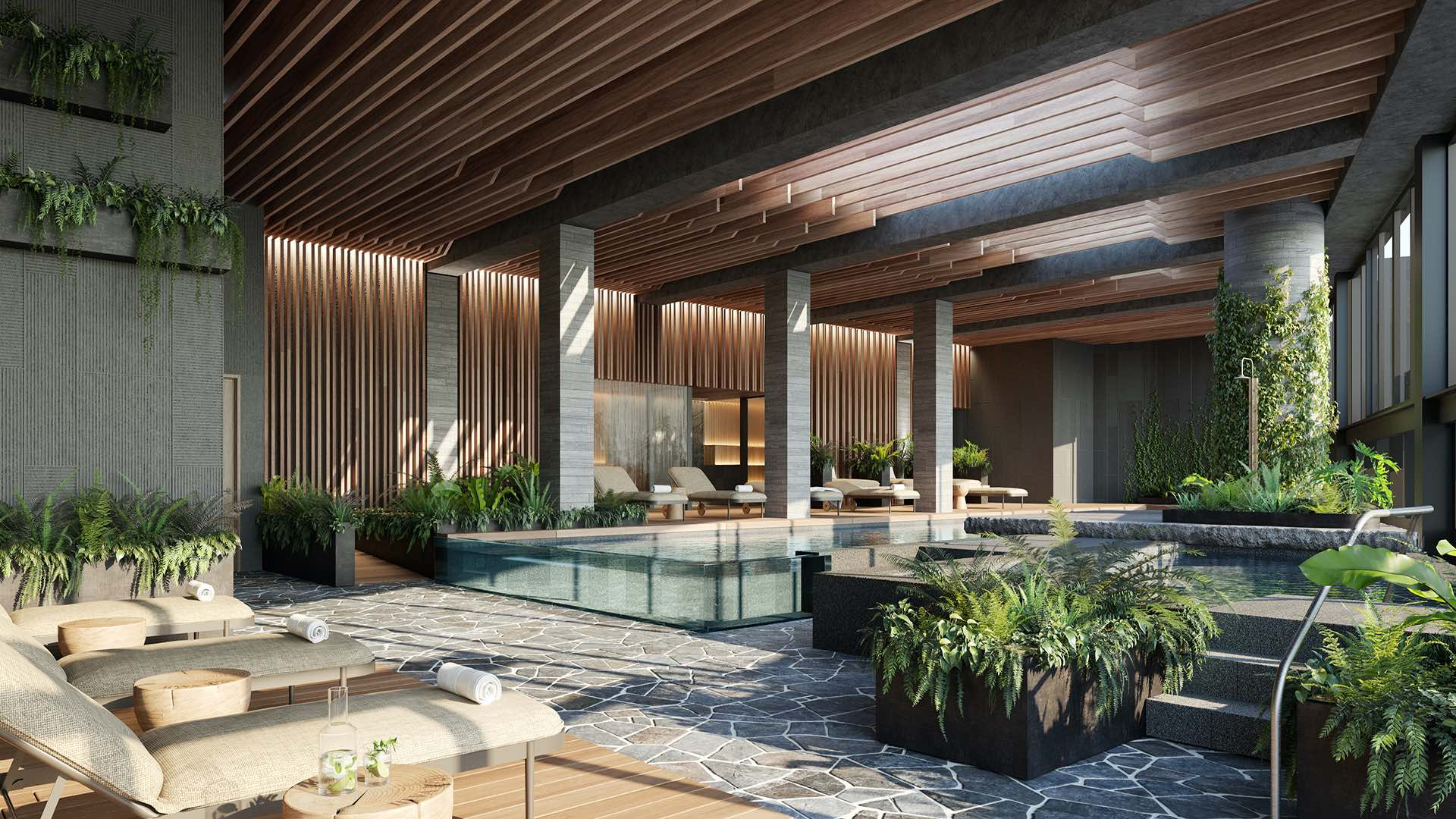 3 stylish brand-new homes in Melbourne's Docklands