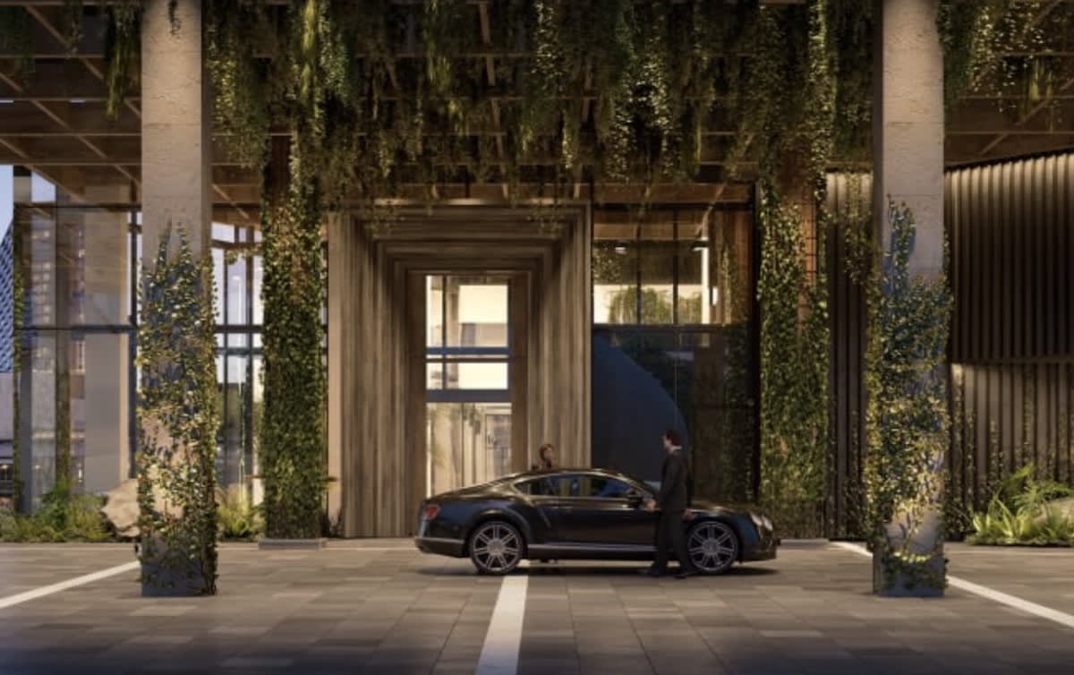 The Design Details: Fender Katsalidis Architects discuss Riverlee's mixed-use Docklands development Seafarers