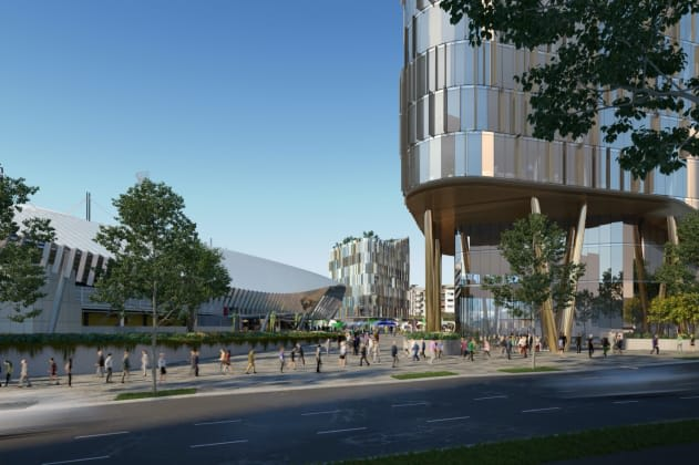 Iconic amenities await you at The Gabba's new neighbour, Silk One.