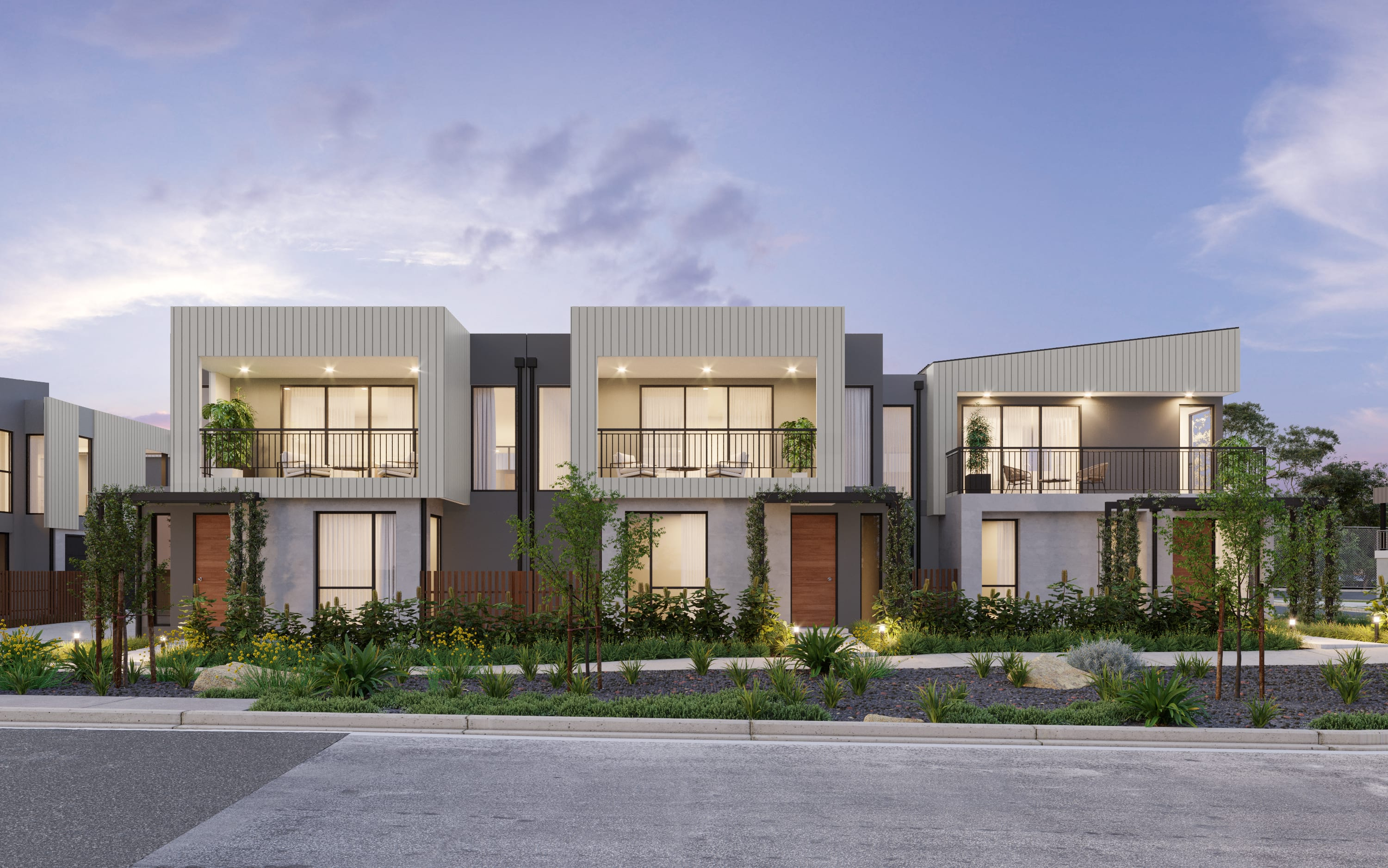 Torquay off-the-plan sales success: Salt Townhomes prove to be popular among locals and first home buyers