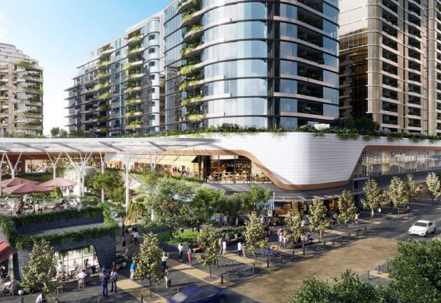 The most popular VIC projects for investors in April on Urban