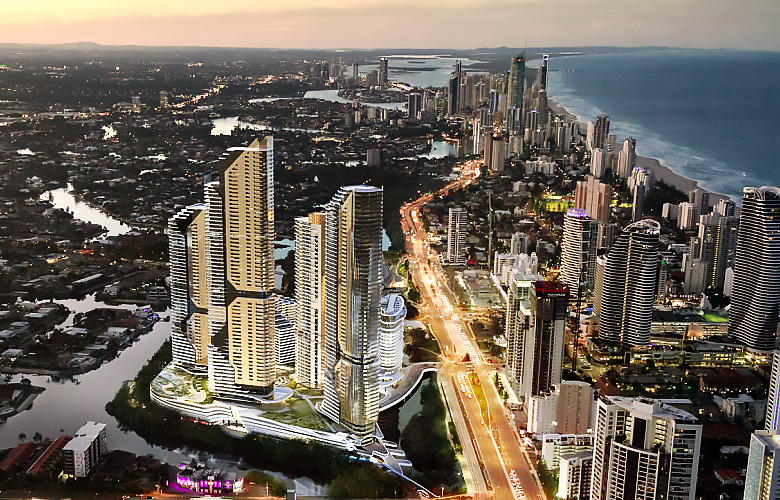 The Star Gold Coast receives State approval for Massive $2 billion Master Plan