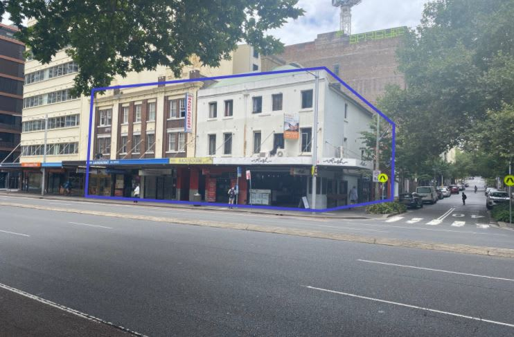 Surry Hills development site sold off market for circa $33 million