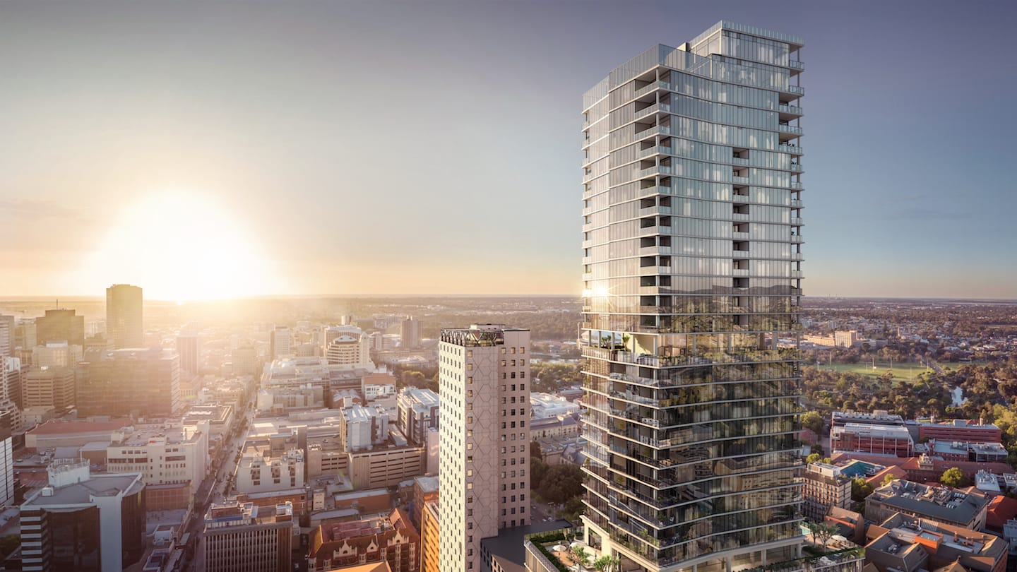 February 2021: Inside five of Adelaide's million dollar apartments