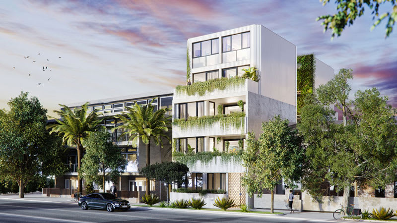 No dust, no noise, no bills! Australia's first Passivhaus apartments are almost here