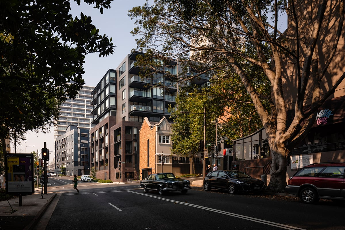 Sydney project Q&A of the week: The Hensley, Potts Point