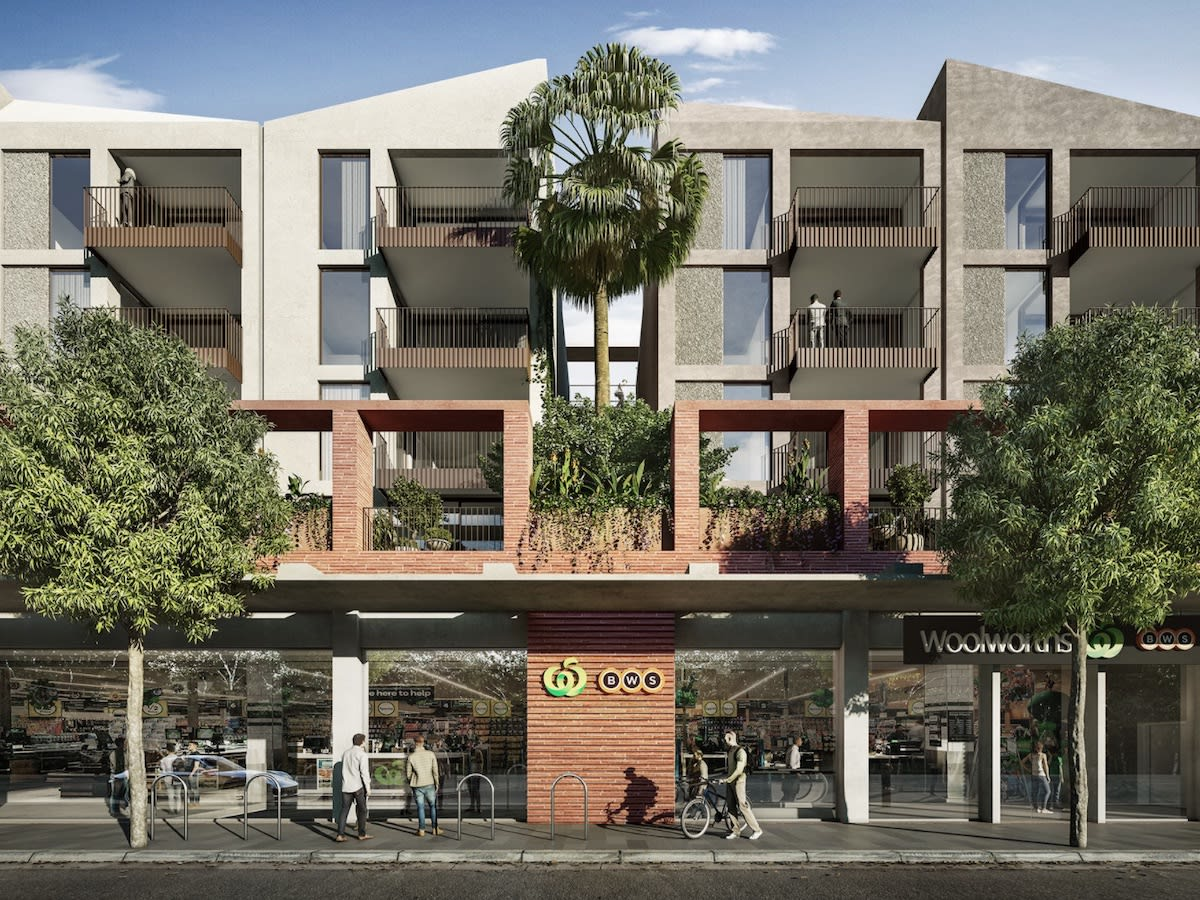Developer Time & Place and Woolworths to lodge plans for mixed-use Glen Iris project