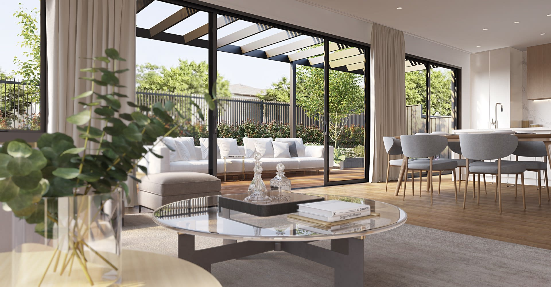 Why families won't have to leave Mirvac's Doncaster development Tullamore Homes