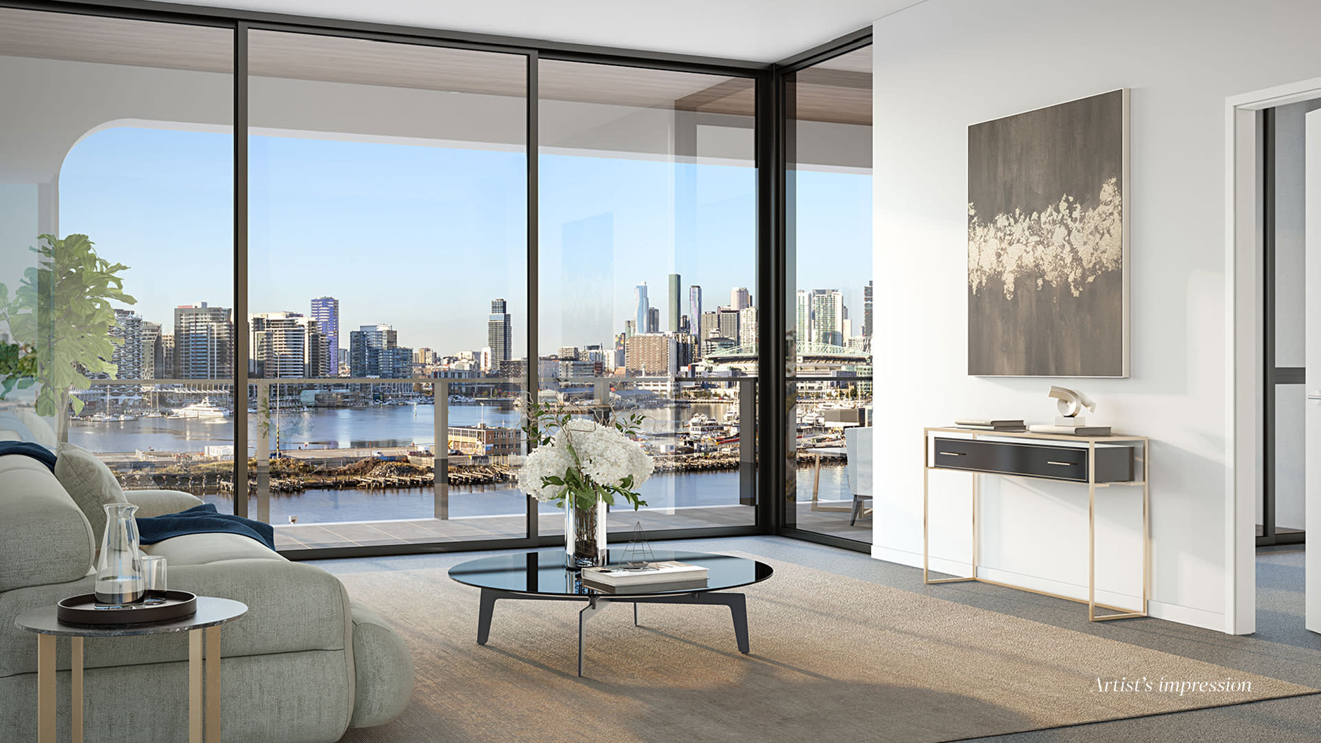 The top four Melbourne apartments marketed as investor-friendly properties