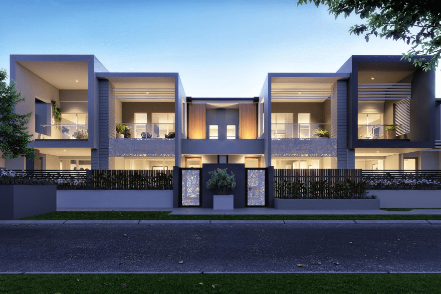 Vue Terrace Homes Gold Coast management rights sold Alex Cook Resort Brokers Australia
