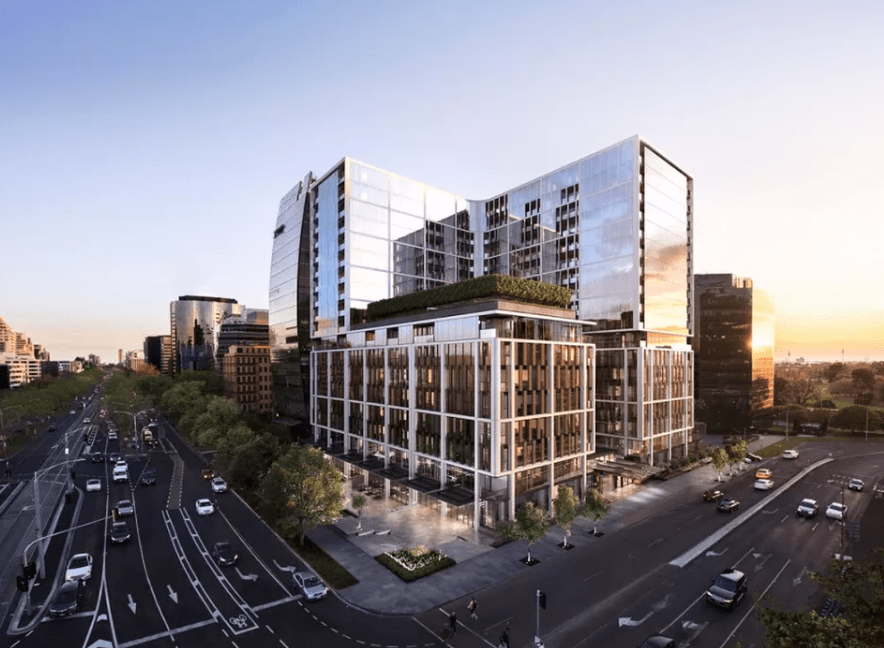 Melbourne to debut Marriott Executive Apartments