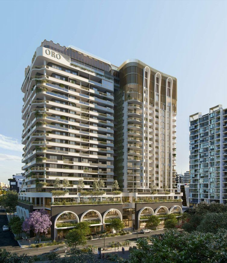 ORO Newstead by Panettiere Developments; CloudlandMicro-Brewery Venue; Raise Projects Redesign Teneriffe
