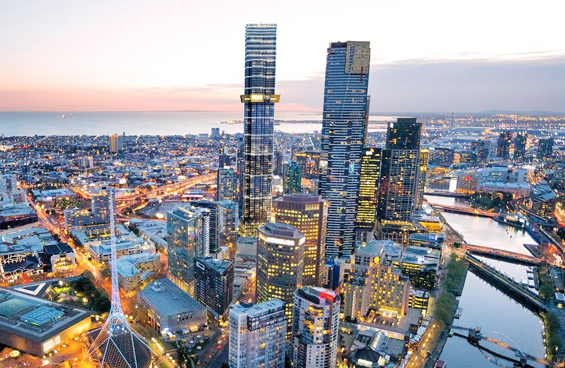 Melbourne to host the Australian Smart Skyscraper Summit in March 2017