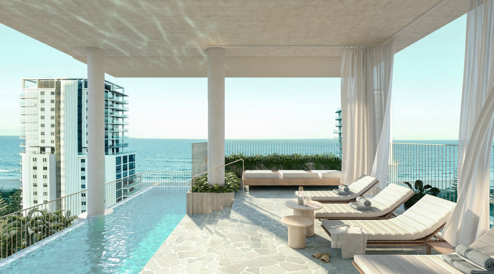Take a look inside Bottega Group's $52 million Broadbeach apartment block 123OBR
