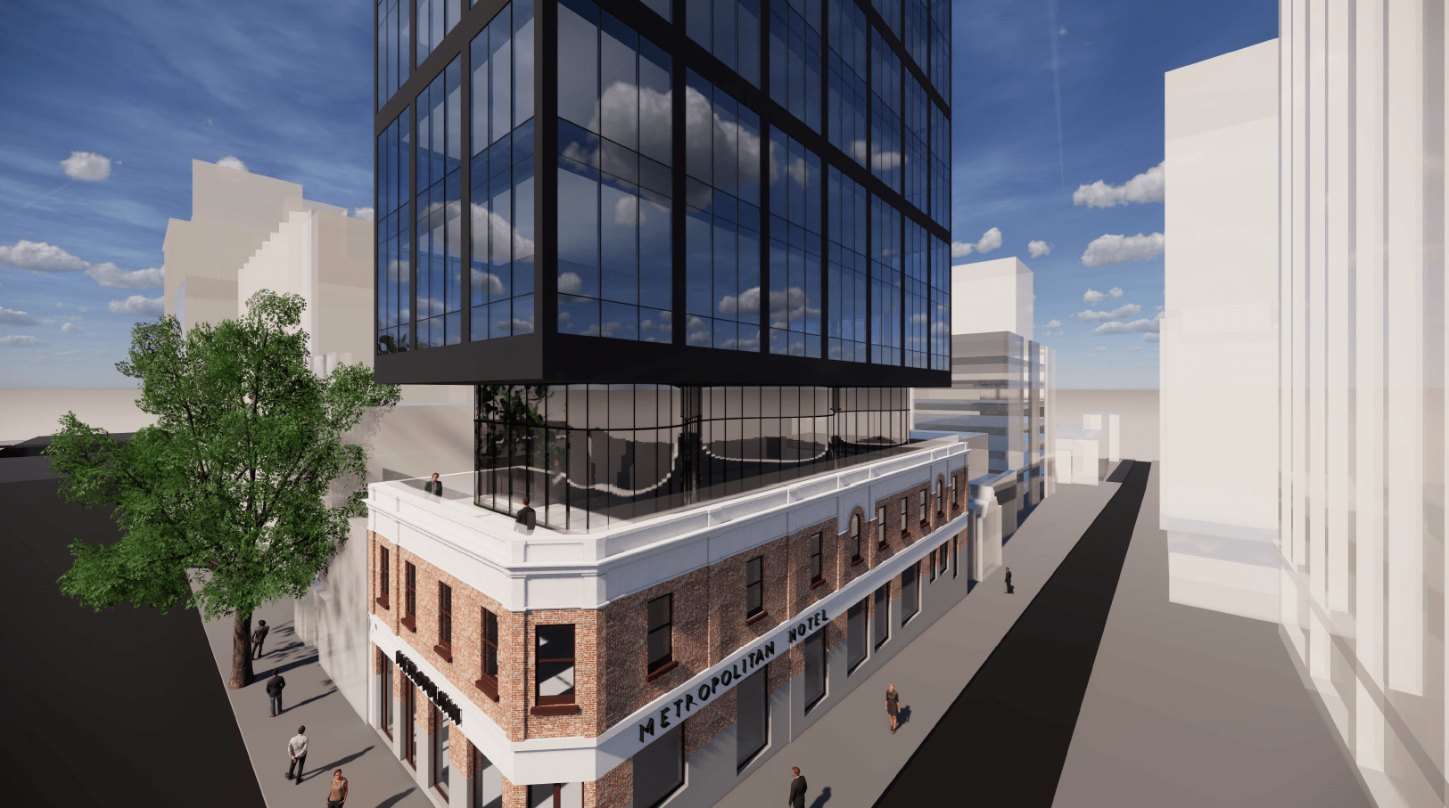 DeGroup to go ahead with $70m office tower in Melbourne CBD