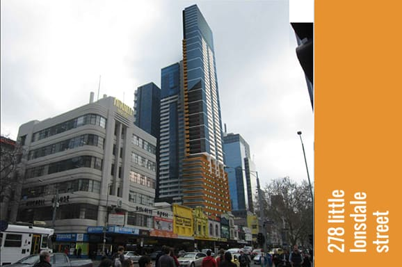 Planning Application: 278 Little Lonsdale Street, Melbourne