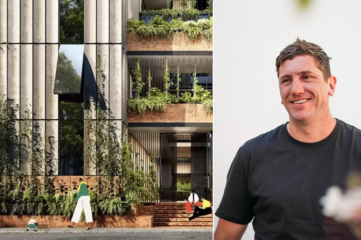 Assemble's Kris Daff discusses 'rent-with-the-option-to-buy' and the future of housing in Australia