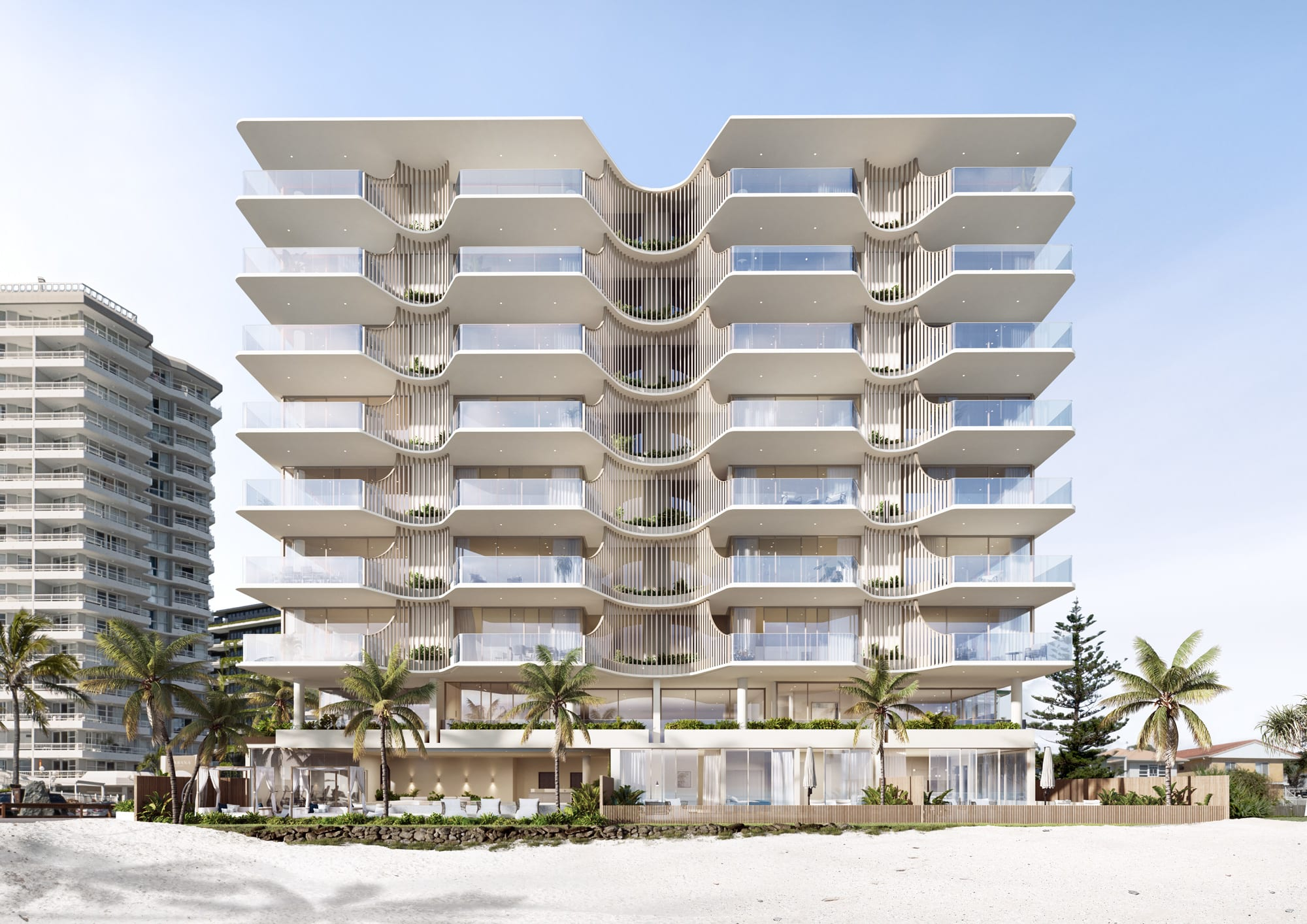 Ignite Projects sell-out Cabana Palm Beach project. Demand for New Luxury Projects on Gold Coast.
