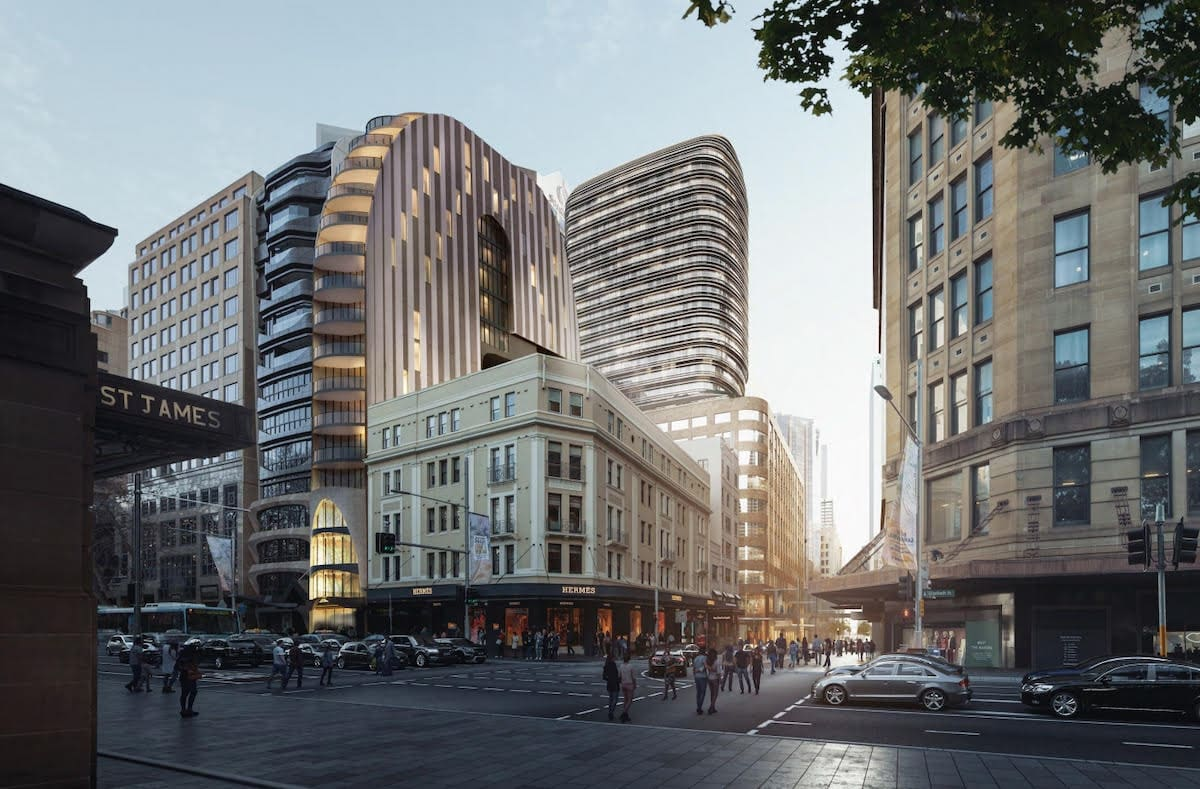 Exclusive: Fife Capital lodge Castlereagh Street, Sydney CBD mixed-use apartment and office development