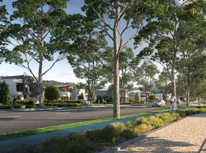 Ground-breaking announced for Harriott Armstrong Creek alongside $4M Sparrovale Wetland works