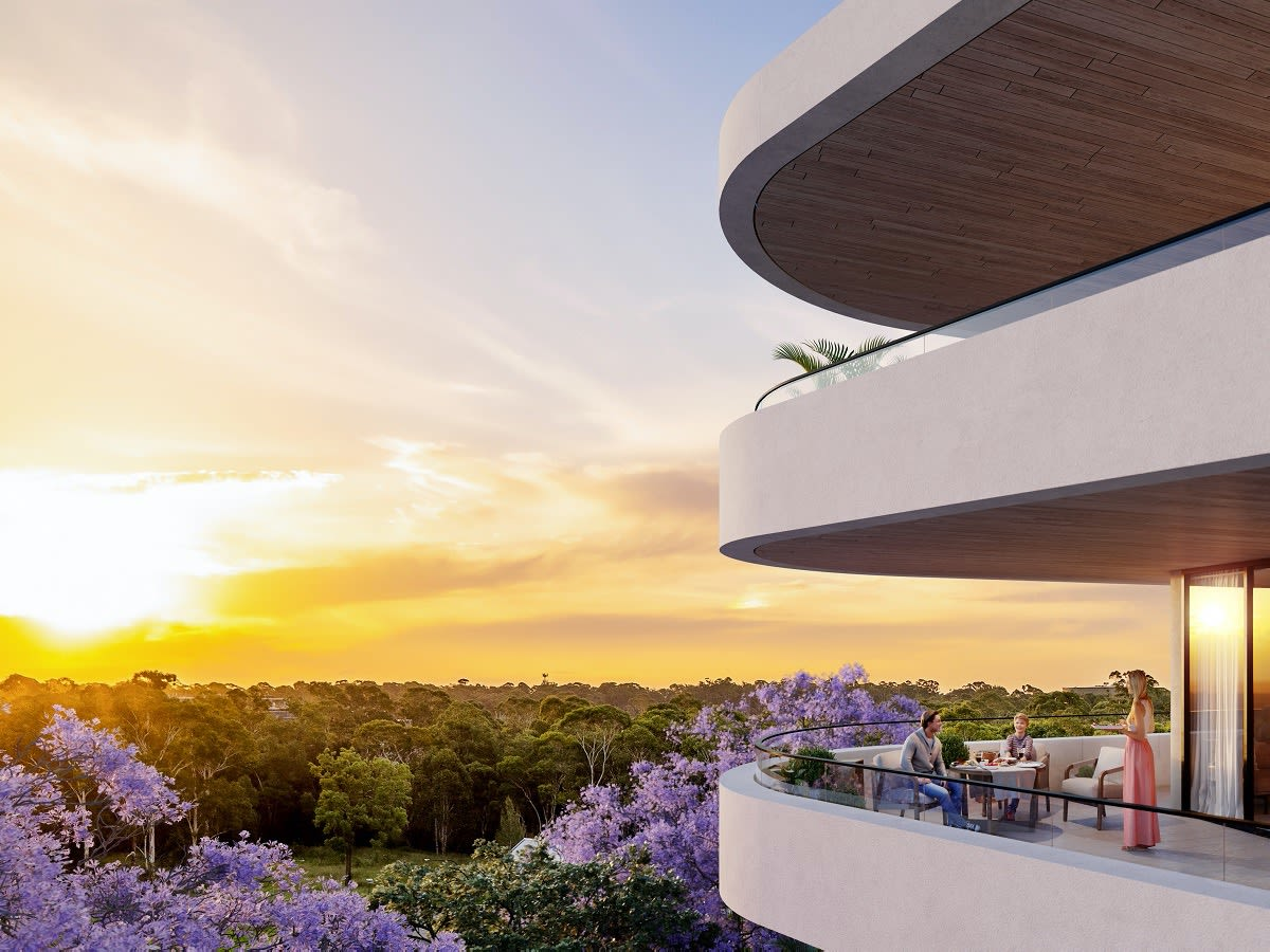 The top two-bedroom residences in the Hills Shire, beginning from $642,000