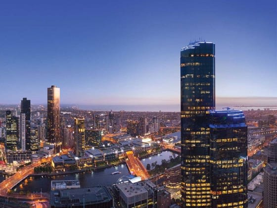 Melbourne's most exclusive and prominent streets gives warm welcome to Collins House.