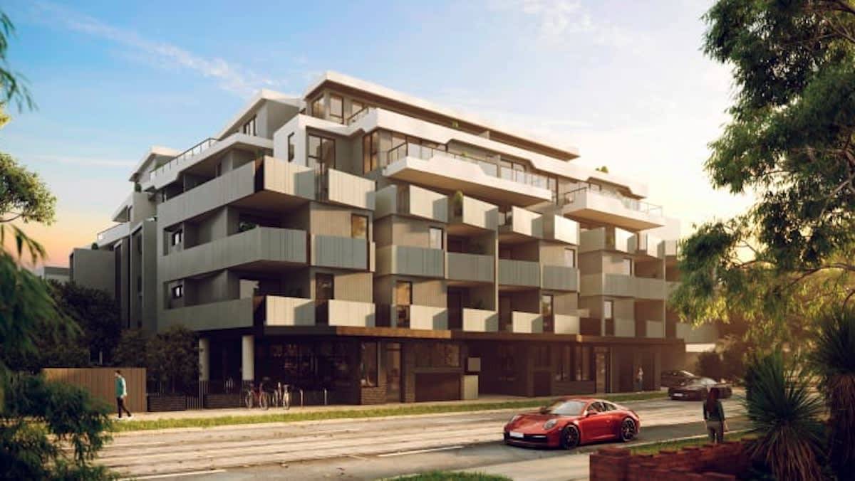 Why first home buyers are snapping up apartments in Cornus Carnegie