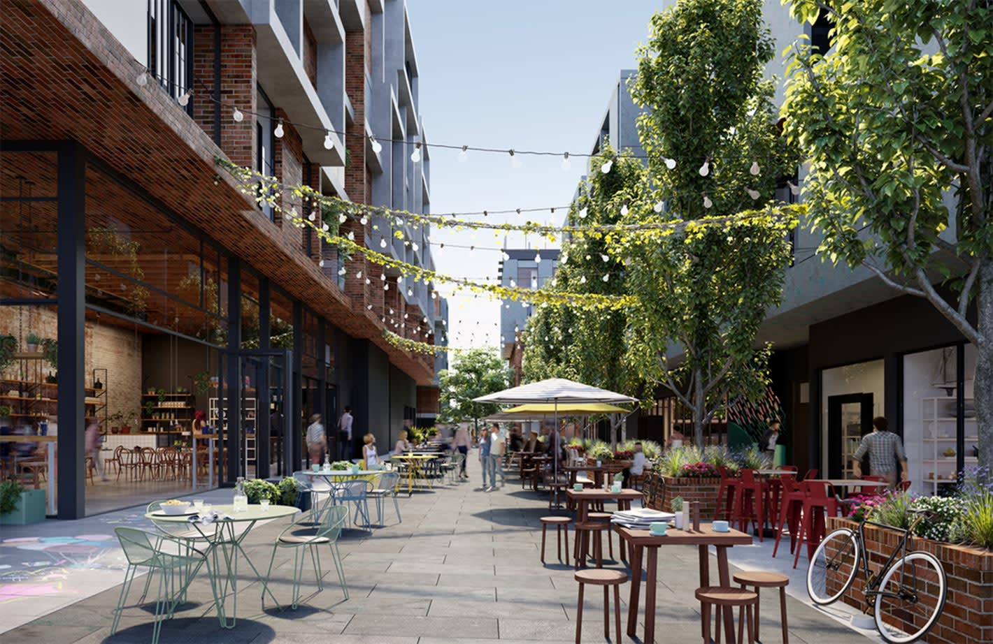 How living in a mixed use precinct can benefit you