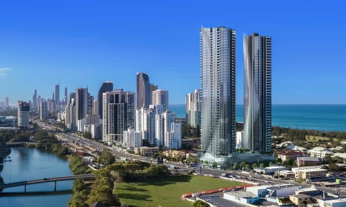 Indulge in the luxurious residents amenities at Elegance, Gold Coast
