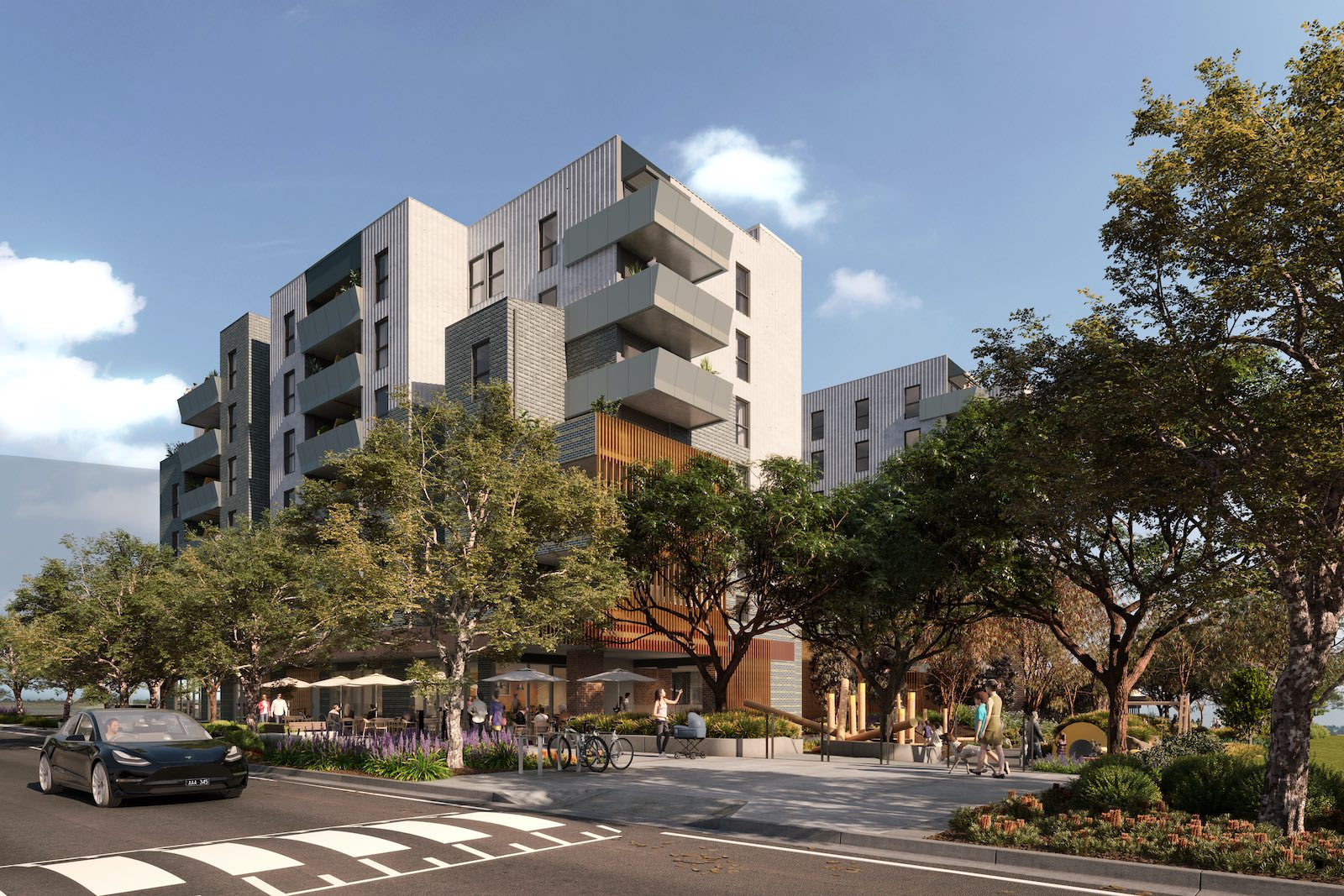 Construction begins at Riverlee's $2 billion New Epping community