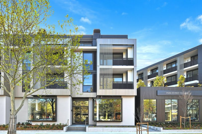 Park Sydney Erskineville nears first stage sellout as residents move in