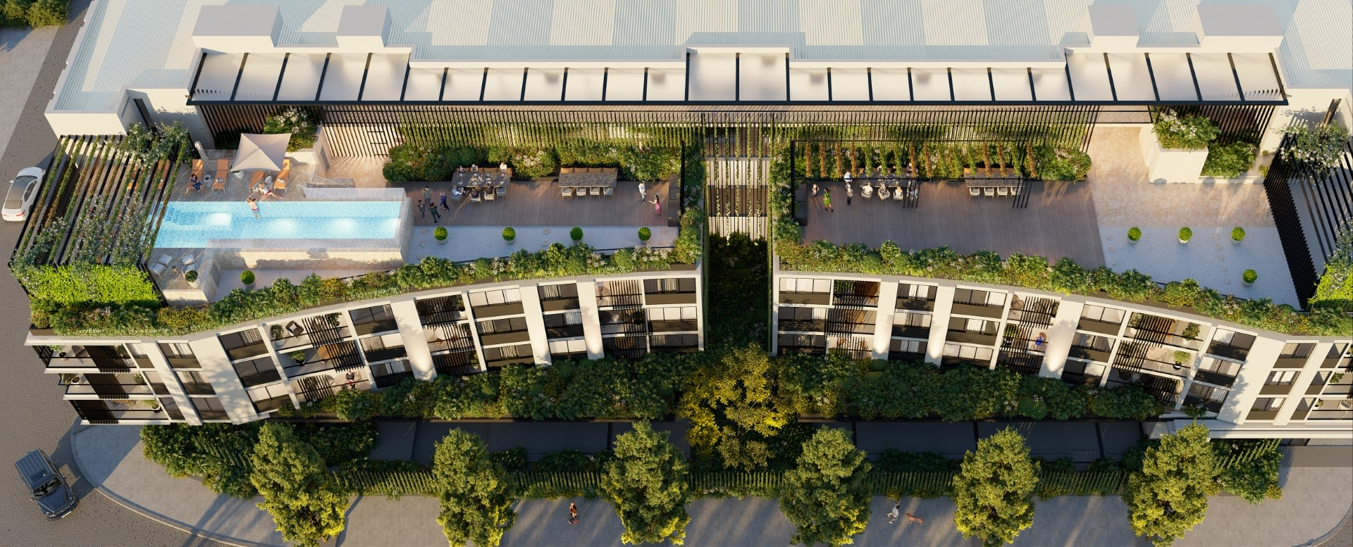 Locals snap up apartments in The Fernery, but Brisbane needs investors to grow: Five minutes with Colliers director Andrew Scriven