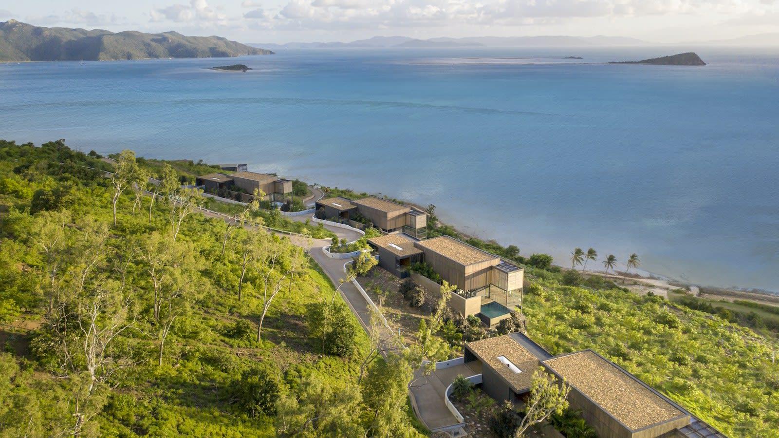 Mulpha Australia release exclusive villas on Hayman Island
