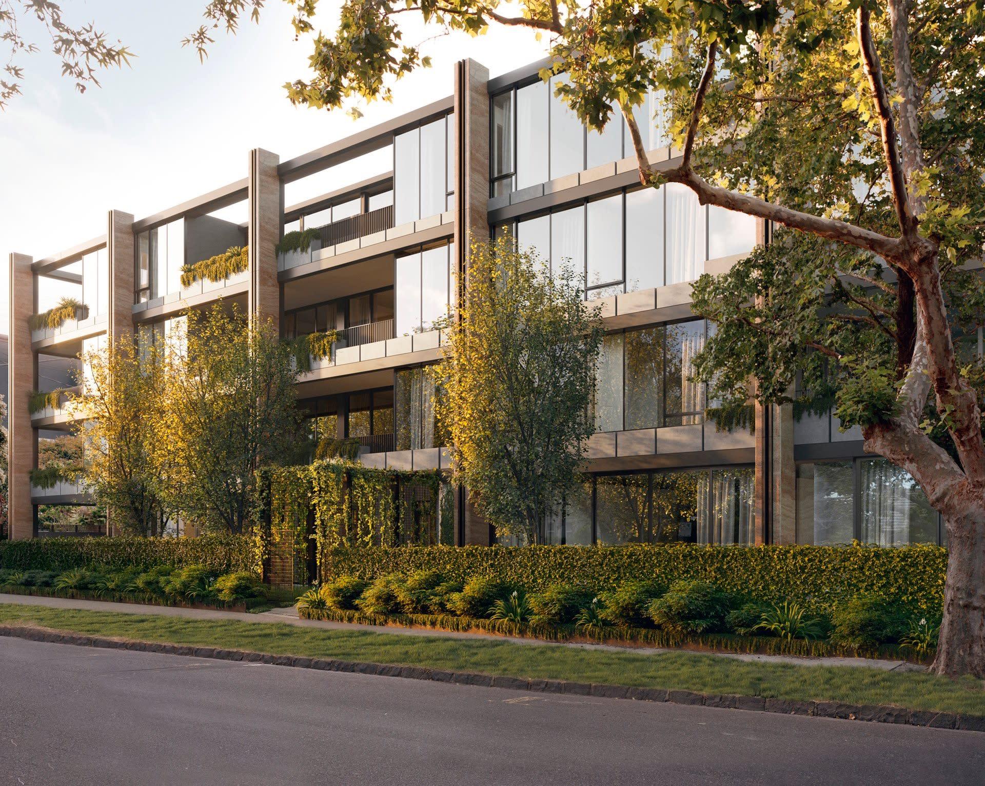 Eckersley Garden Architecture shares inspiration behind the design of Hurstmon's garden areas