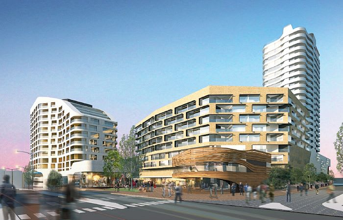 Apartments aplenty for The Glen's pending redevelopment