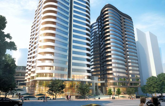 AZX Group's Docklands development rounds out the Stadium Precinct