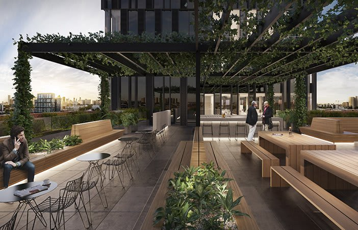 Cornering the creative market: Hayball's Tom Jordan on Melbourne's new office dynamic