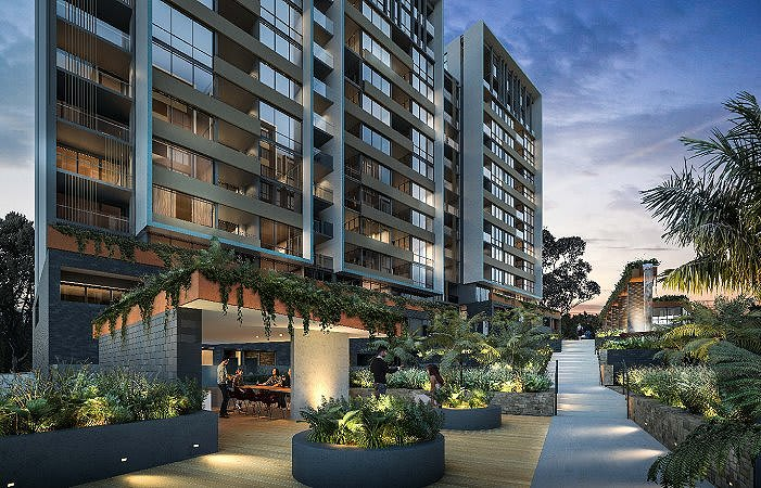 Macquarie Park racks up further major apartment developments