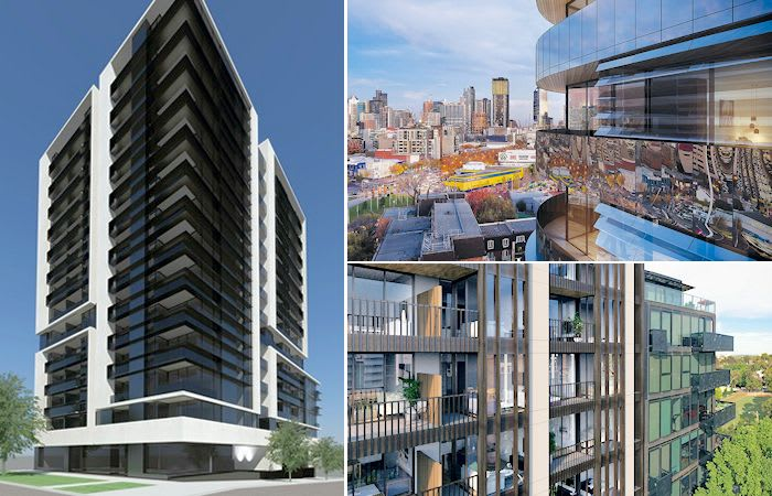 Flemington Road's apartment surge gains momentum
