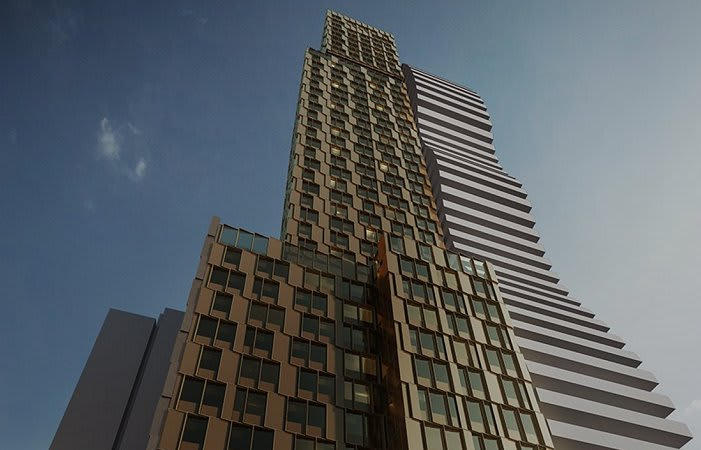 Hickory Building System scores another major Melbourne skyscraper