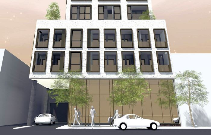 BPM awaiting a decision for their South Melbourne tower