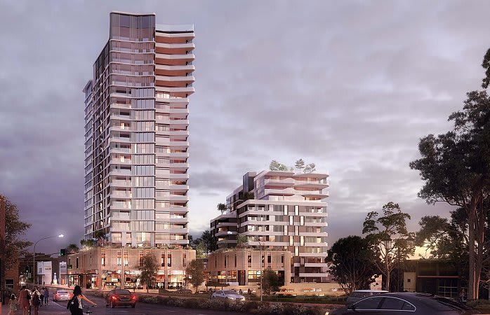 Hornsby goes higher with a new $170 million application