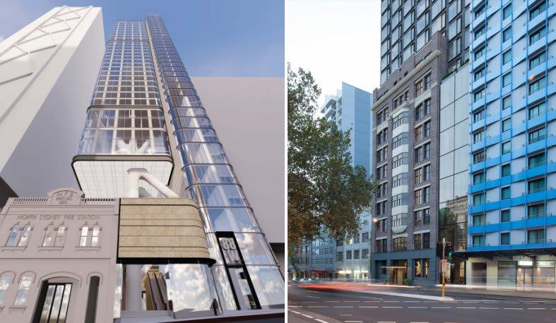 Two fresh hotel applications enter the Sydney spotlight