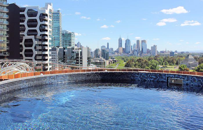 In focus > The Emerald @ 35 Albert Road, Melbourne