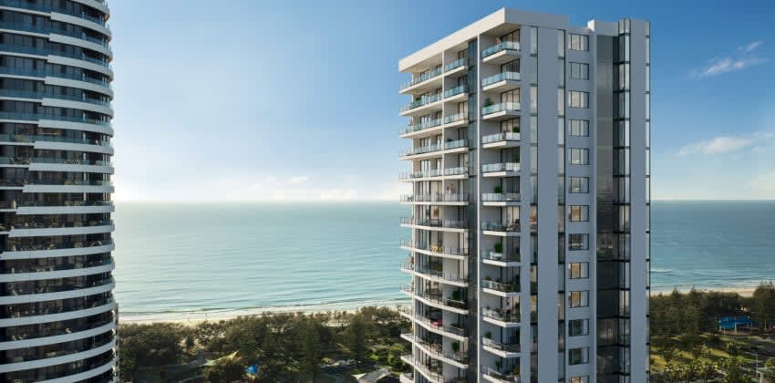 In the heart of sophisticated Broadbeach, Koko is beach living & city style with prices from $729,900*.